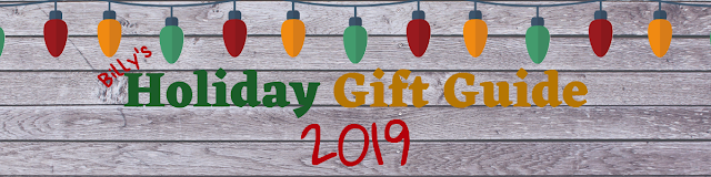 Holiday Gift Guide 2019: Dog Diaries: Happy Howlidays!