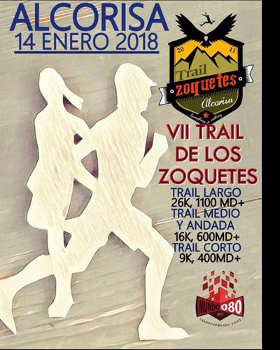 VII Trail de los Zoquetes