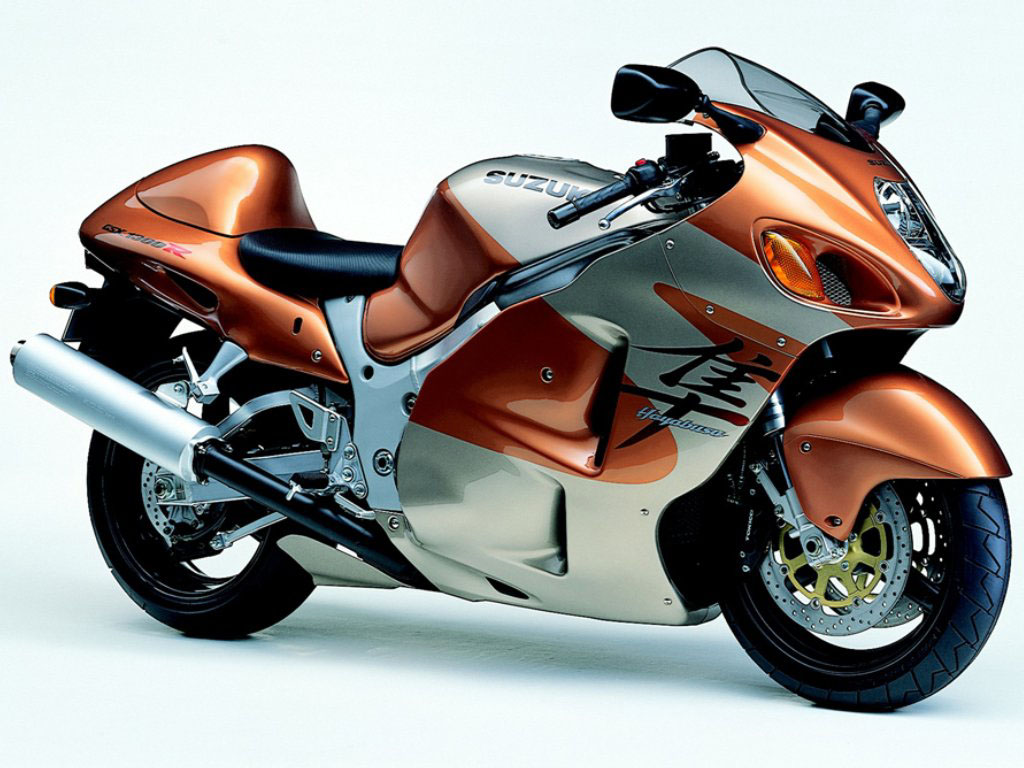 Suzuki Hayabusa | The Bikes Gallery