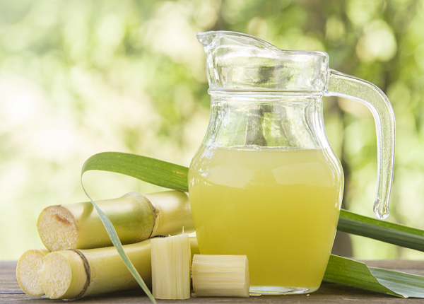 Benefits of sugar cane juice for the kids