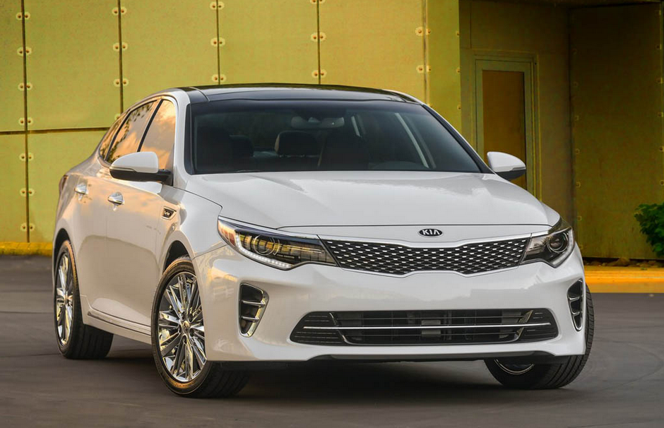 Kia Optima 2017 Review And Release Date
