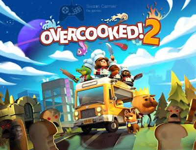 تحميل لعبة OverCooked 2