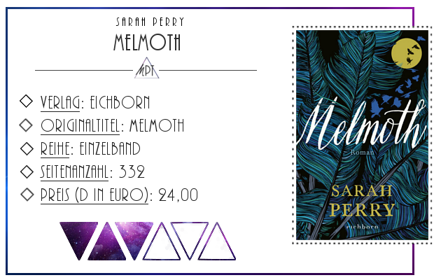 [Rezension] Melmoth - Sarah Perry