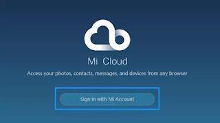 Cara Menghapus Mi Cloud