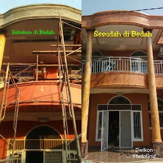 Renovasi Rumah Dwikon