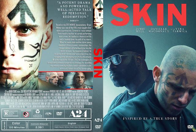 Skin DVD Cover