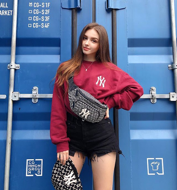 Karimova Elina Photos