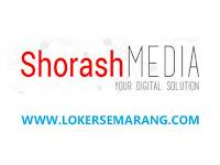 Lowongan Kerja Social Media Design Video di Shorashmedia Semarang