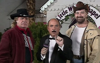 WCW Clash of the Champions XXXI - Dirty Dick Slater, Mean Gene, and Bunkhouse Buck