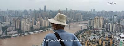 Kamera Oneplus Seri 9 Mode Hasselblad XPan