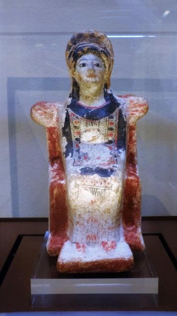 Αρχαιολογικό Μουσείο Θήβας: Πάνω από 10.000 επισκέπτες στις πρώτες δύο βδομάδες λειτουργίας του.