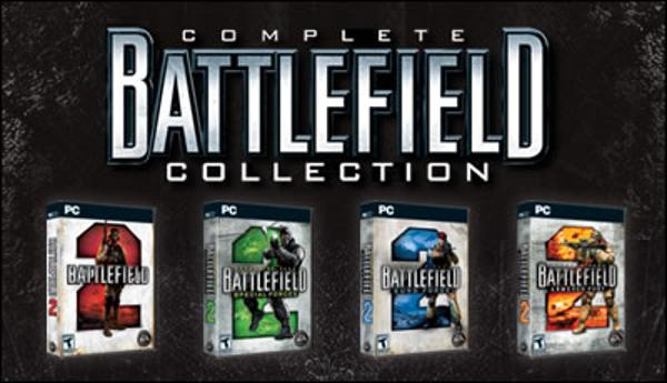 Battlefield 2 Complete Collection PC Free Download