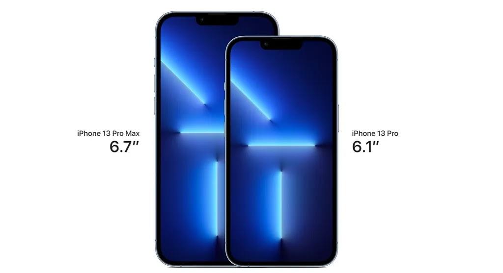 IPhone 13 series comparison