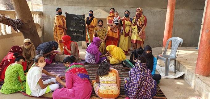 મુન્દ્રા તાલુકામાં મતદાન જાગૃતિ અભિયાન અંતર્ગત વિવિધ કાર્યક્રમો યોજાયા