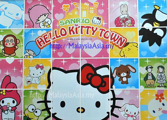Photos of Hello Kitty Town Johor Malaysia
