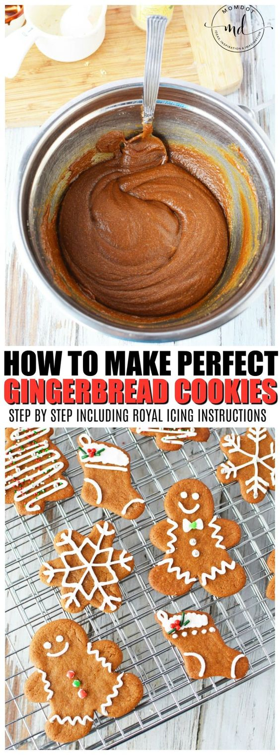 Gingerbreâd Cookie Recipe
