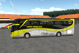 Sudiro Tungga Jaya (ALL COLORS) - Download livery ES Bus Simulator ID 2 - EBS ID 2