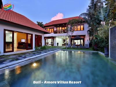 Bali - Amore Villas Resort