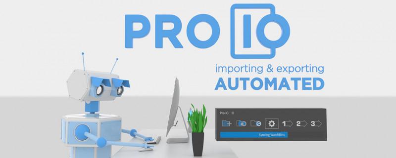 سكربت Pro IO 2.15.9 للافتر افكت والبريمير برو