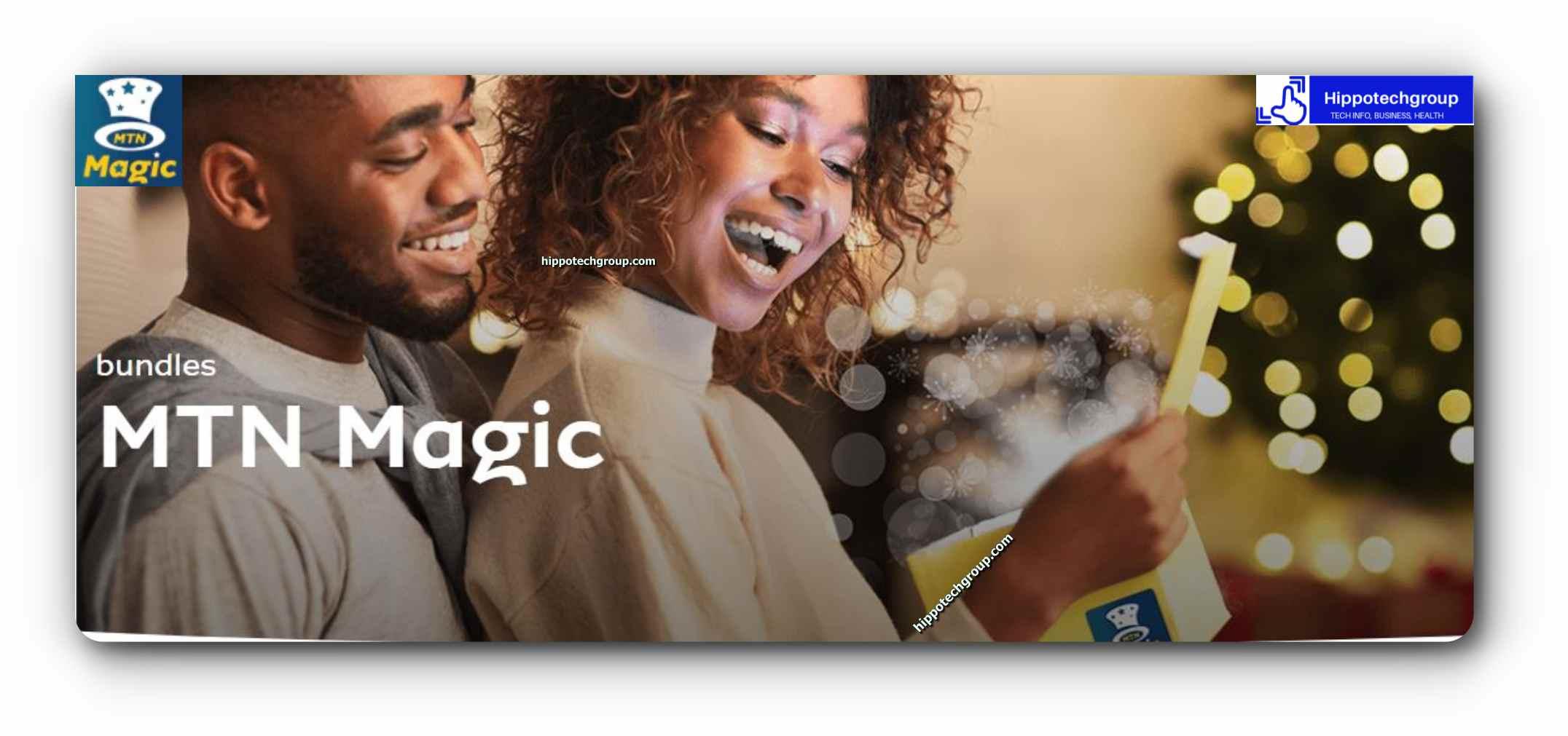 MTN Magic: Free & Unlimited Calls (National & International)