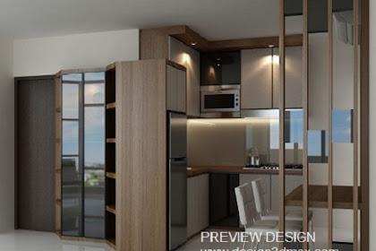 Design kitchenset murah via online