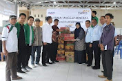 Wartiah Gandeng Bank Mandiri dan BNI Distribusi Bantuan Banjir di Lotim