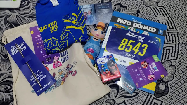 disney magic run 2019 kit