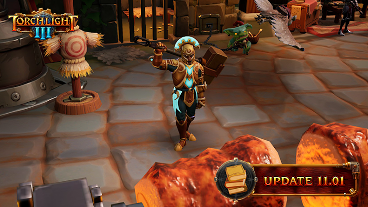 Torchlight III - Early Access Mainline Patch