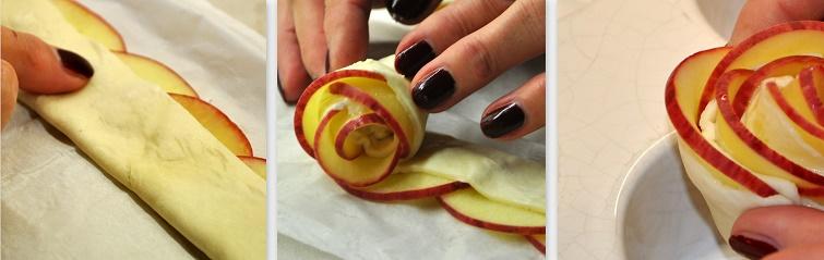 Ganz einfach zu machen: Rosenmuffins