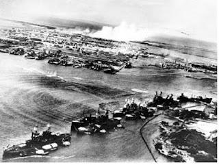 Latar Belakang Perang Pasifik - pustakapengetahuan.com