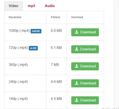 Cara Download Video Dari y2mate.com #2