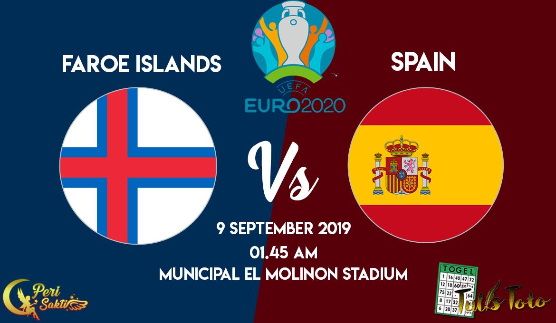 Prediksi Spanyol Vs Faroe Islands Kualifikasi Euro 2020 9 September 2019