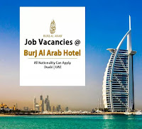 Burj Al Arab Jobs