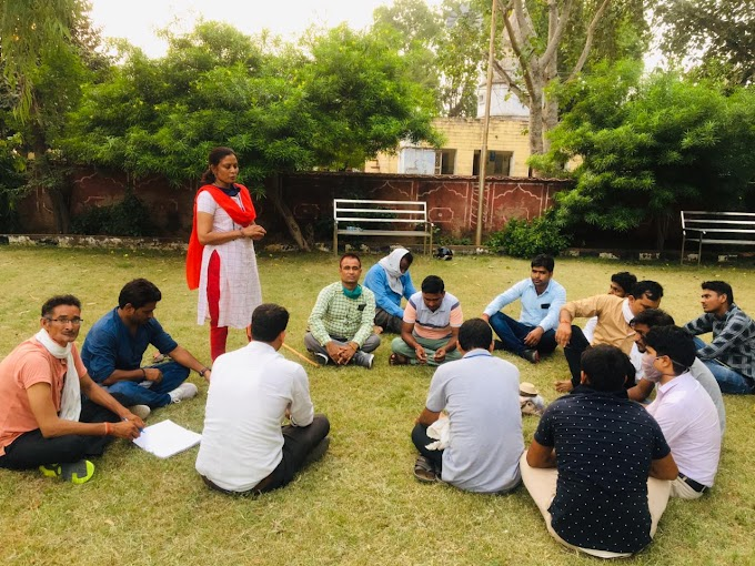 राजस्थान शिक्षक संघ एकीकृत धौलपुर शाखा की कार्यकारणी की घोषणा