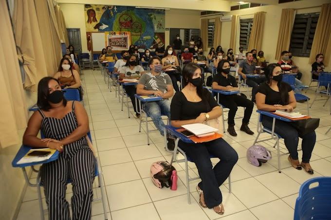 Prefeitura inicia novos cursos profissionalizantes em Afogados