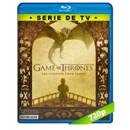 Game of Thrones (2015) Temporada 5 Completa BRRip 720p Audio Dual Latino-Ingles