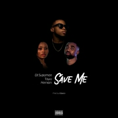 DJ Supaman feat. Táyra & Hernâni - Save Me (2021) [Download]