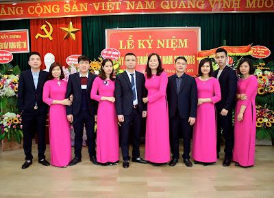 Khoa Xét nghiệm và chẩn đoán hình ảnh bệnh viện Xây dựng Việt Trì