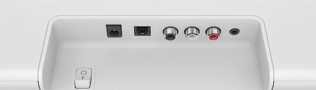 mi sound bar connectivity