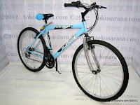 26 Inch Genio Glasgow 18 Speed Shimano Mountain Bike