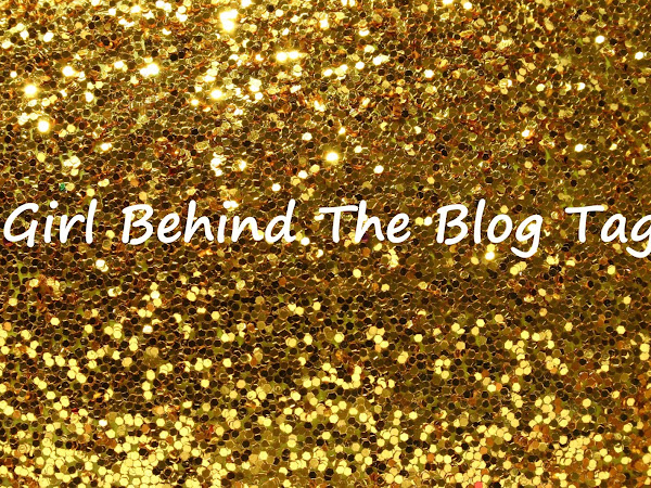 Girl Behind the Blog Tag