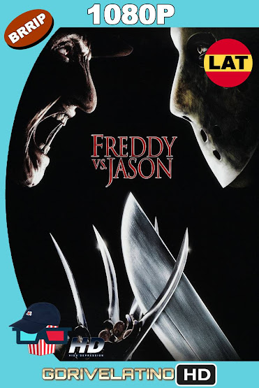 Freddy vs Jason (2003) BRRip 1080p Latino-Ingles MKV