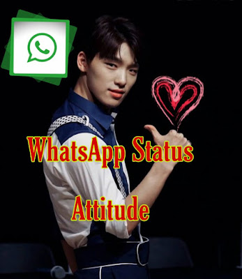 WhatsApp Status Attitude in Hindi in English Words
