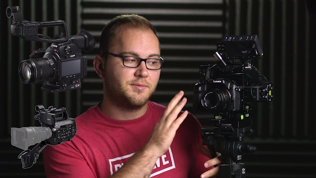 Simple DIY Cinema Camera Rig for $240!