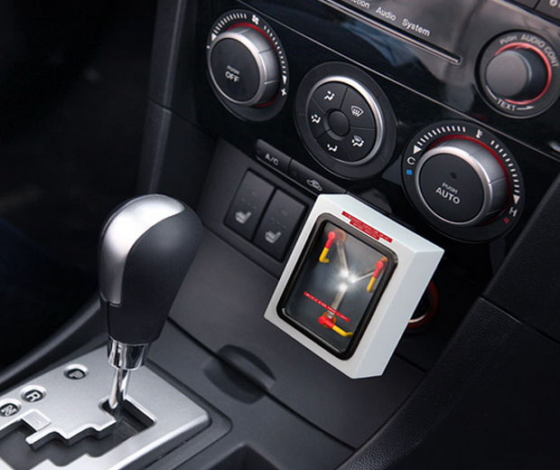Marvelous Flux Capacitor USB Car Charger