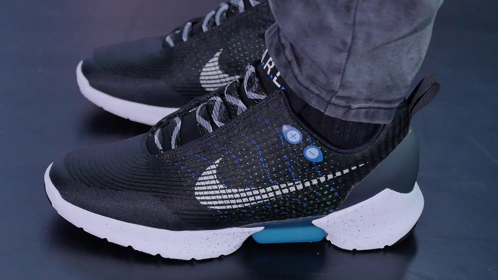 Grillo Increíble Nido  Las Zapatillas de Nike que se atan solas, HyperAdapt 1.0 mira el vídeo -  TecnoGeek