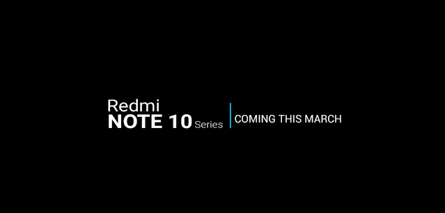 Redmi Note 10 Series Confirmed to Launch in March | TechNeg