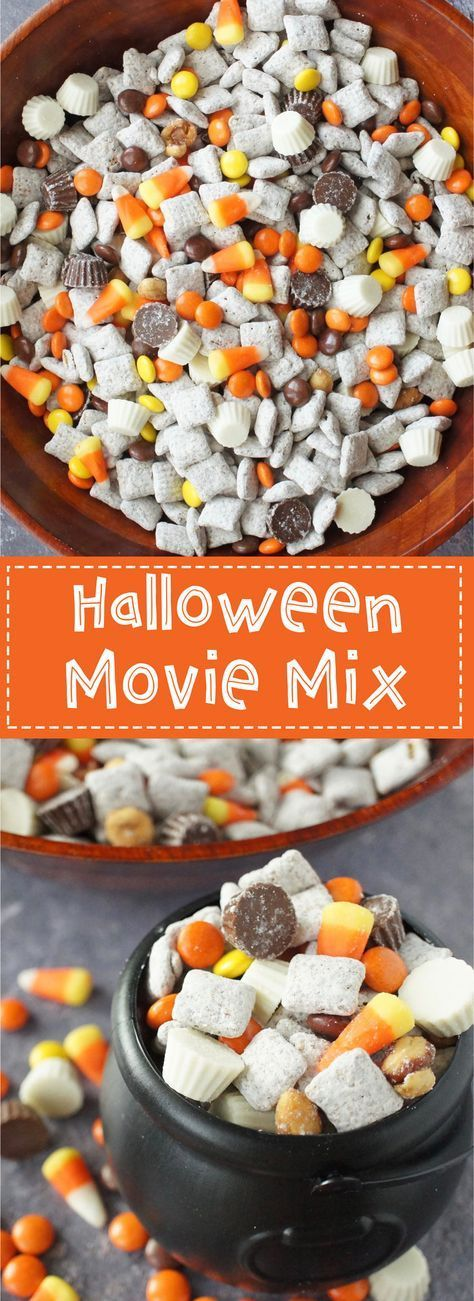 Halloween Movie Mix Recipe