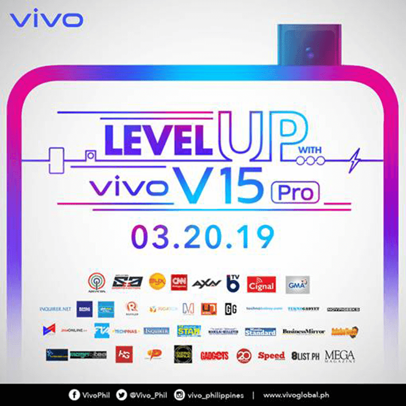 Confirmed: Vivo V15 Pro PH version is better than India's, will come with bigger 8GB RAM