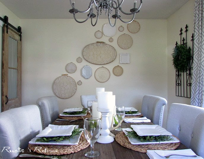 Tabletop for Summer Entertaining
